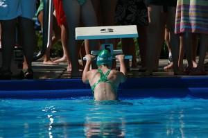Crestview backstroke start